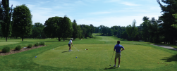 18 holes of golf at Lake Mohawk Golf Course