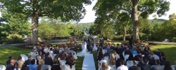 beautiful weddings on the golf course