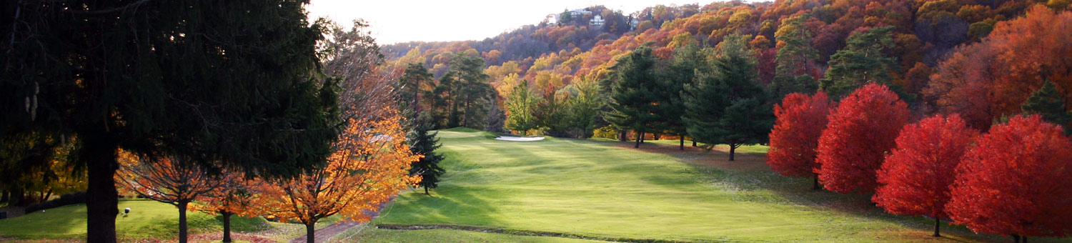 The beauty of Lake Mohawk Golf Club